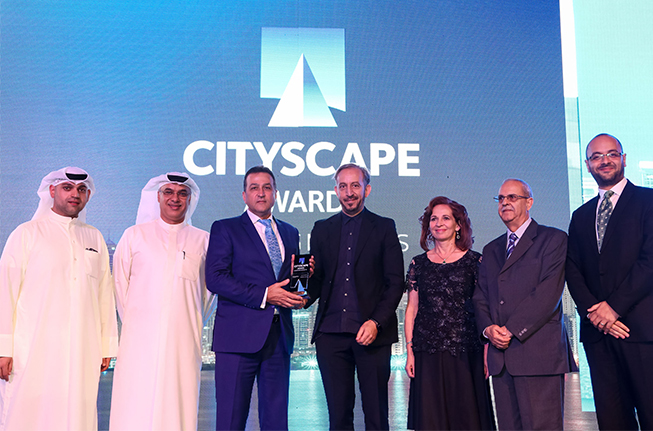 Abdali Mall Wins Best Retail Project 2016 At Cityscape Emerging Markets Awards